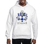 Franceschini Family Crest Hooded Sweatshirt