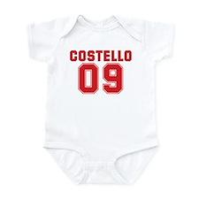 COSTELLO 09 Infant Bodysuit