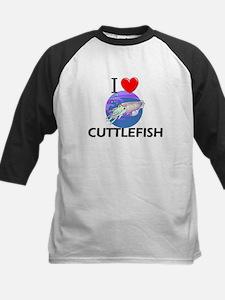 I Love Cuttlefish Tee