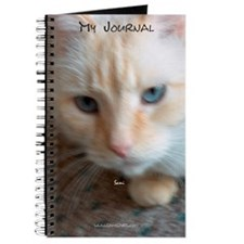Red Seal Point Ragdoll Cat Journal