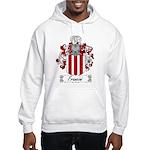 Francini Family Crest Hooded Sweatshirt