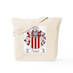 Francini Family Crest Tote Bag