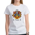 Francone Family Crest Women's T-Shirt