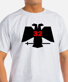Cool 32nd degree mason T-Shirt