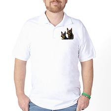 Lancashire Heeler 9T003D-074 T-Shirt
