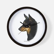 Lancashire Heeler 9W085D-090 Wall Clock