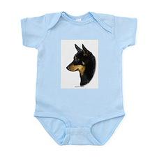 Lancashire Heeler 9W085D-090 Infant Bodysuit