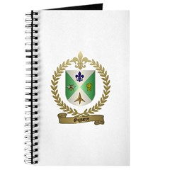 GIGUERE Family Crest Journal
