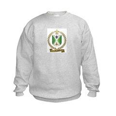 GIGUERE Family Crest Sweatshirt