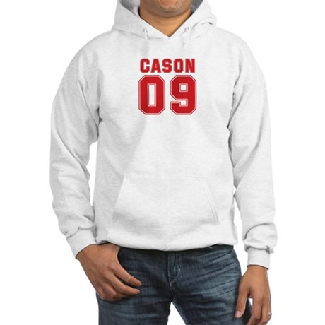 CASON 09 Hooded Sweatshirt