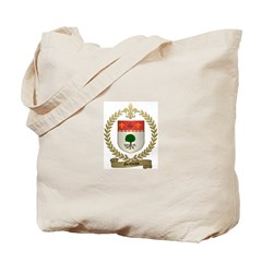 GENDRON Family Crest Tote Bag