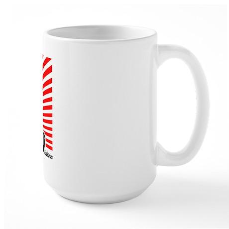 New York USA Large Mug