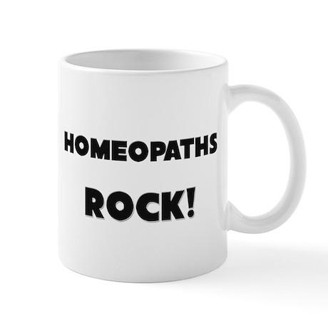Homeopaths ROCK Mug