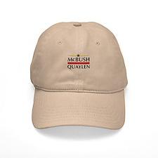 McBush/Quaylen Baseball Cap
