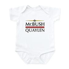 McBush/Quaylen Infant Bodysuit