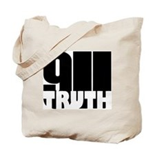 911 Truth Tote Bag