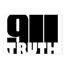 911 Truth Postcards (Package of 8)
