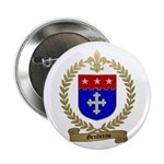 GENDREAU Family Crest Button