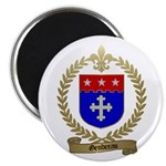 GENDREAU Family Crest Magnet