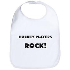 Hockey Players ROCK Bib