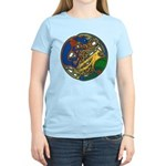 Celtic Hound & Bird Knot Women's Light T-Shirt