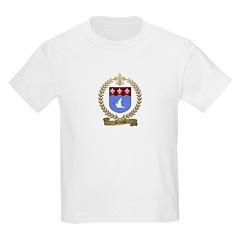 GELINAS Family Crest Kids T-Shirt