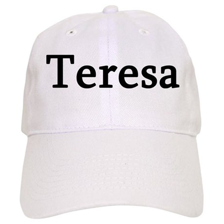 Teresa - Personalized Cap