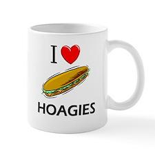 I Love Hoagies Mug