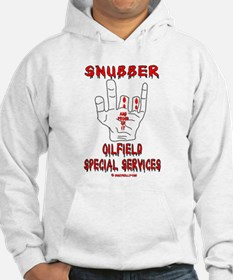 Snubber Hoodie,Oil,Oil Rigs,Gas,
