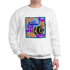 tropical fish Sweatshirt