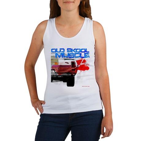 old skool 69 hurst Women's Tank Top