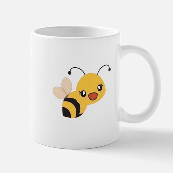 Cute Bumble Bee Mugs