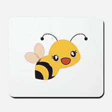 Cute Bumble Bee Mousepad