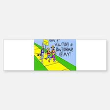 GEOMETRY SOCIAL STUDES HOME E Bumper Bumper Bumper Sticker
