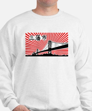 San Francisco USA Sweatshirt