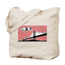 San Francisco USA Tote Bag