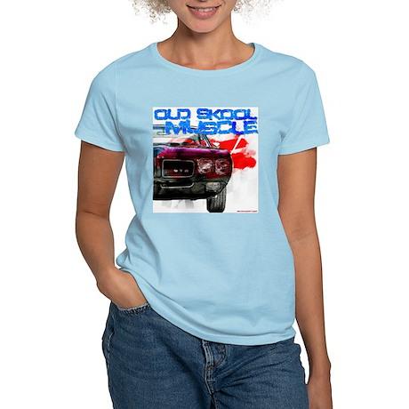 old skool 70 GTO Women's Light T-Shirt