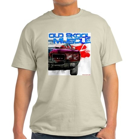 old skool 70 GTO Light T-Shirt