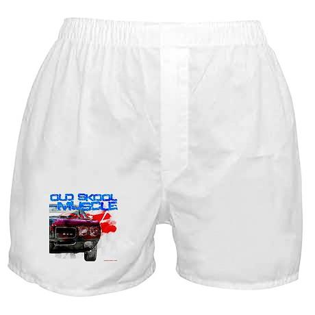 old skool 70 GTO Boxer Shorts