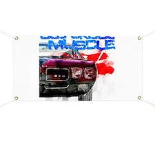 old skool 70 GTO Banner
