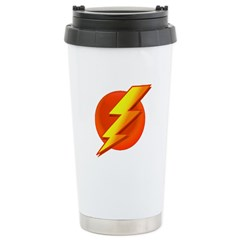 Superhero Stainless Steel Travel Mug