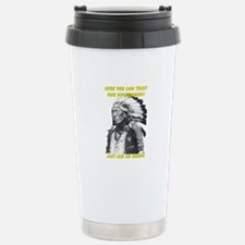 Trust government Travel Mug