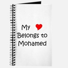 Cute Mohamed Journal