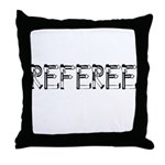 Referee Throw Pillow
