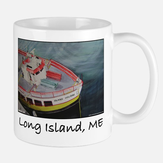 Long Island Ferry Mug