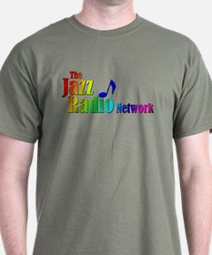 The Jazz Radio Network T-Shirt
