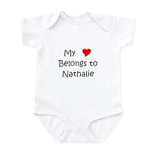 Unique Nathalie Infant Bodysuit