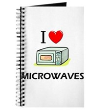 I Love Microwaves Journal