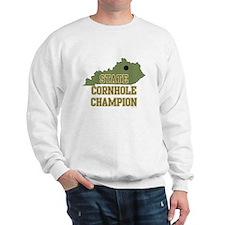 Kentucky State Cornhole Champ Sweatshirt