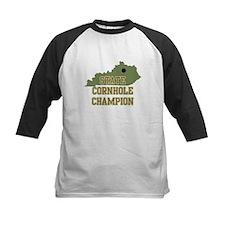 Kentucky State Cornhole Champ Tee